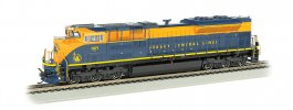 Jersey Central Lines-NS Heritage- SD70ACe - DCC Sound Value (HO)