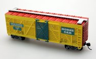 Stock Car - Ringling Bros (HO Scale)