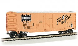 Frisco - 50' Plug Door Box Car