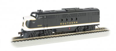 Southern #6100 - FT A-Unit - E-Z App® Train Control