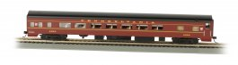 PRR Smooth-Side Coach w/ Lighted Interior (HO)