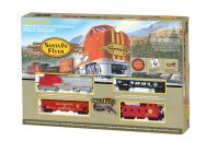 Santa Fe Flyer (HO Scale)