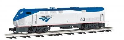 Genesis AMTRAK - Phase V