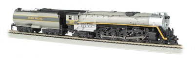 Union Pacific® - #807 4-8-4 Locomotive and Tender