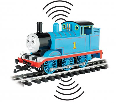 Thomas The Tank Engine™ w/ DCC Sound (with moving eyes)