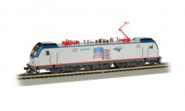 Amtrak Demonstrator (Flag) - Siemens ACS-64 - DCC Sound