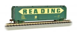 Reading - 50' Sliding Door Box Car