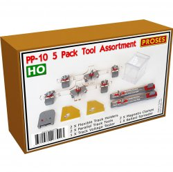Track Tool Assortment (HO)