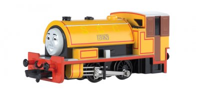 Ben (with moving eyes) (HO Scale)
