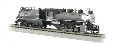 Union Pacific® #4439- USRA 0-6-0 w/Vandy Tender (HO)