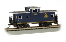 Chesapeake & Ohio® #3260 36' Wide-Vision Caboose (HO Scale)