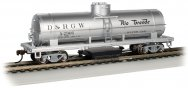 Rio Grande™ Water #X-2905 - Track-Cleaning Single-Dome Tank Car