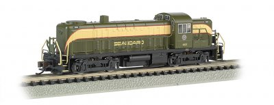 Seaboard® #1633 - ALCO RS-3 - DCC