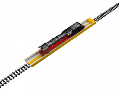 Powered Railer (N Scale)
