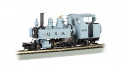 USA #5153 Trench Engine DCC WOWSOUND®