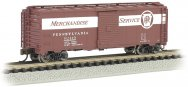 PRR #92419 Merchandise Service - AAR 40' Steel Box Car