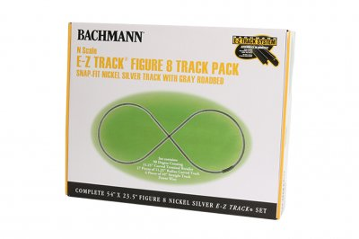 Figure 8 Track Pack (N Scale)
