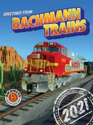 "2021 Bachmann & Williams Catalog (Digest Size; 6.5"" x 8.5"")"