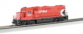 Canadian Pacific #3039 GP38-2 - DCC Sound Value (HO Scale)