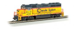 Chessie® #4155 - GP40