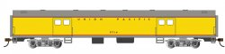 Union Pacific® #5714 - 72 Ft Smooth-Side Baggage Car