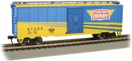 PINEWOOD DERBY™ - BOY SCOUTS of AMERICA - 40' Box Car (HO Scale)