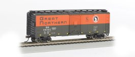 Great Northern #39392 - 40' Box Car (HO Scale)