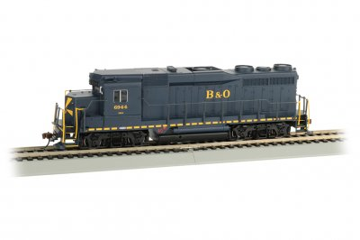 B&O® #6944 (Sunburst) - GP30 -DCC Sound Value (HO Scale)