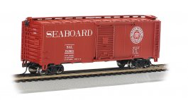 Seaboard® #24963 - 40' Box Car (HO Scale)