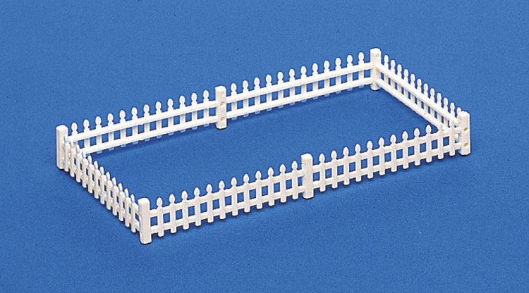 Picket Fence (HO Scale) - Click Image to Close