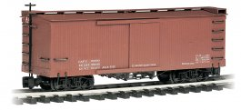 Mineral Red - Data Only - Box Car (Large Scale)