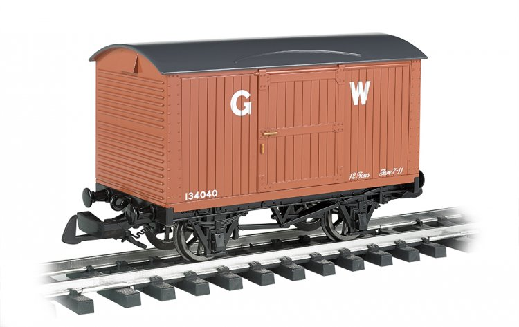 Box Van - Great Western - Click Image to Close