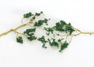 Wire Foliage Branches - Dark Green