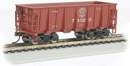 Duluth, Missabe & Iron Range #71323, Mineral Red - Ore Car (HO)