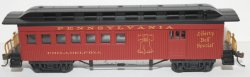 Combine-Pennsylvania Railroad ( HO Scale )