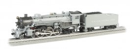 New York Central #6467 Semi-Scale 4-6-2 Pacific