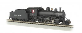 Union Pacific® #41 ALCO 2-6-0 - E-Z App® Train Control