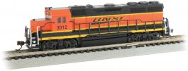 BNSF #3012- GP40 - DCC Econami™ Sound Value