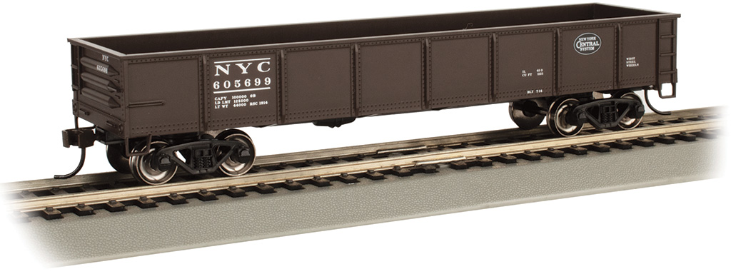 New York Central #605699 - 40' Gondola