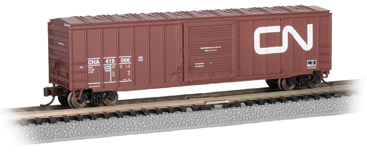 Canadian National - ACF 50.5' Outside Braced Box Car