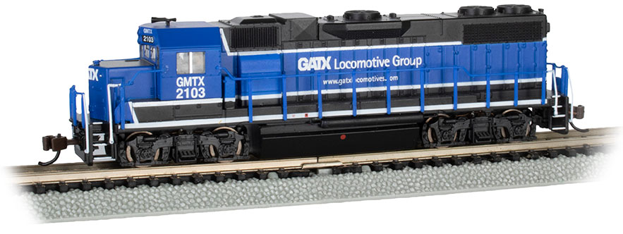 GMTX #2103 (with dynamic brakes)
