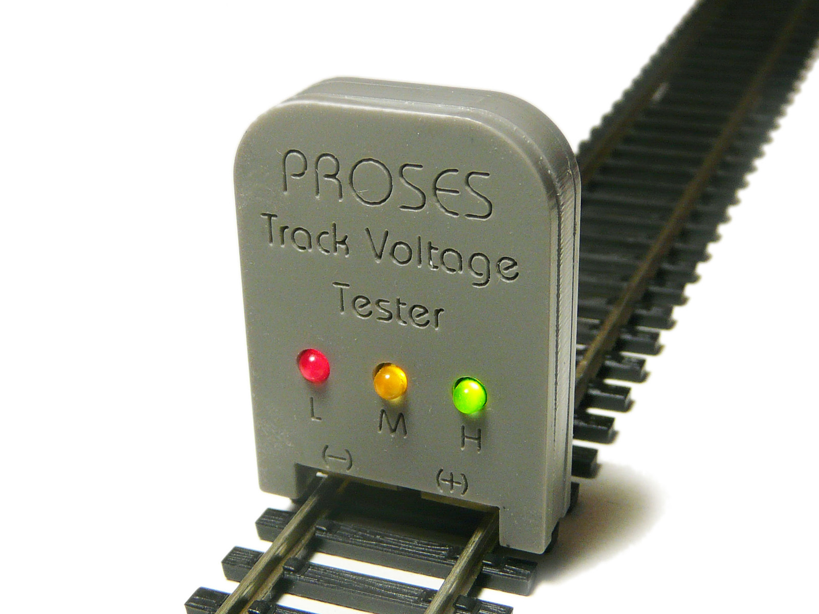 BAC39012 Bachmann Industries Track Voltage Tester 160-39012