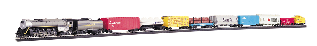 Overland Limited (HO Scale)