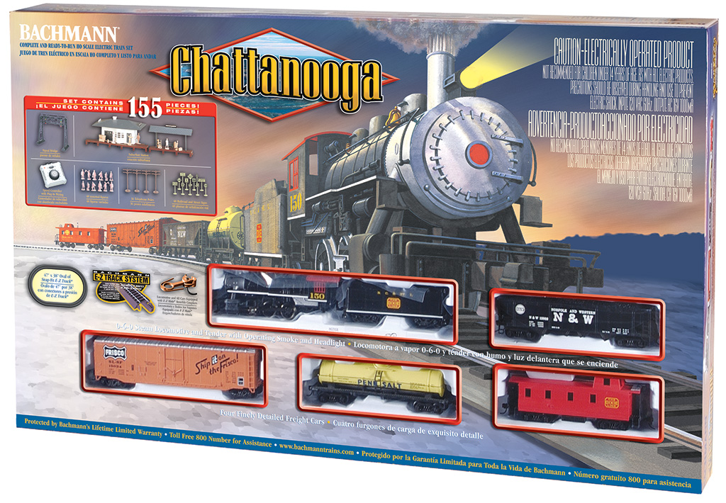 Chattanooga (HO Scale)
