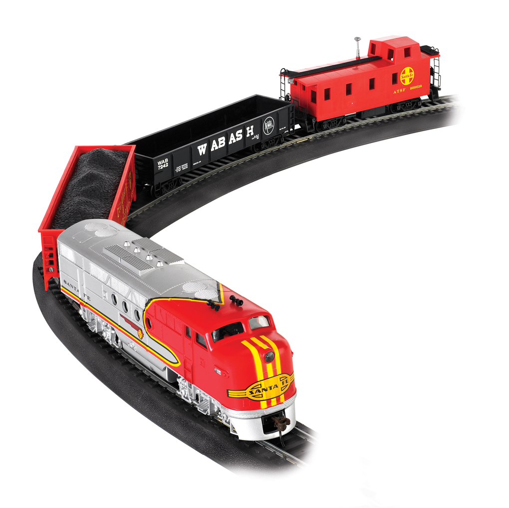 Santa Fe Flyer Ho Scale 00647 14500 Bachmann Trains Online