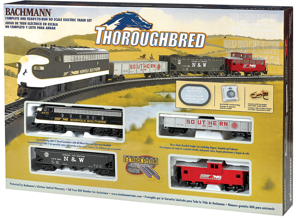 Thoroughbred (HO Scale)