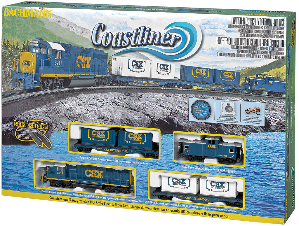 Coastliner (HO Scale)