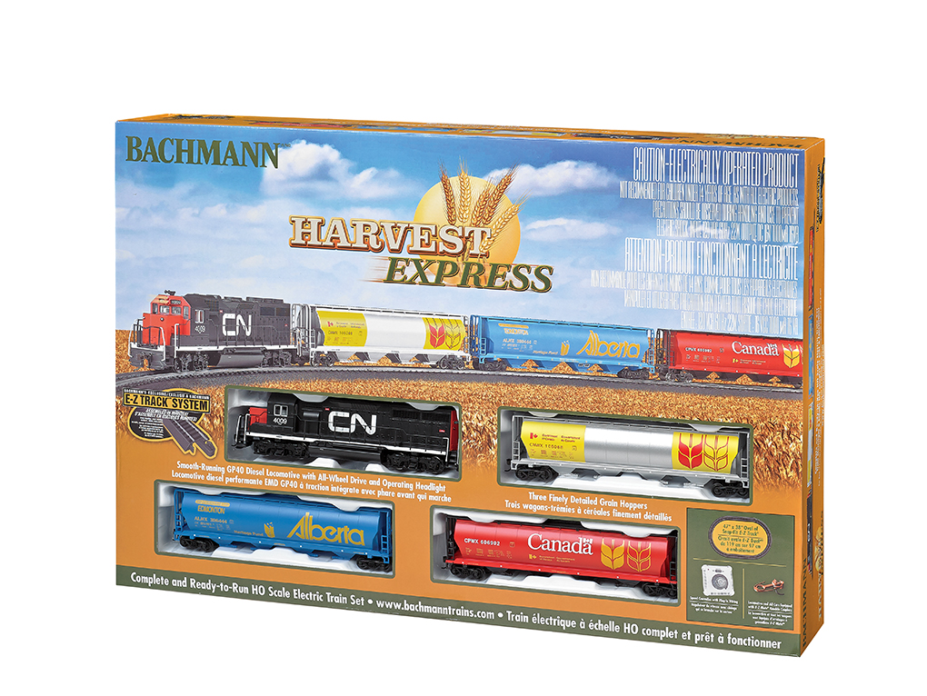 Harvest Express (HO Scale)