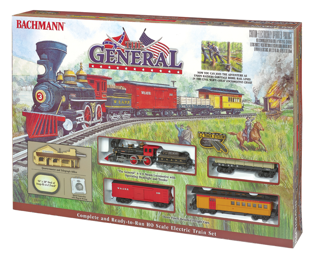 The General (HO Scale)
