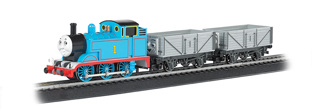Whistle & Chuff Thomas! (HO Scale) - Click Image to Close
